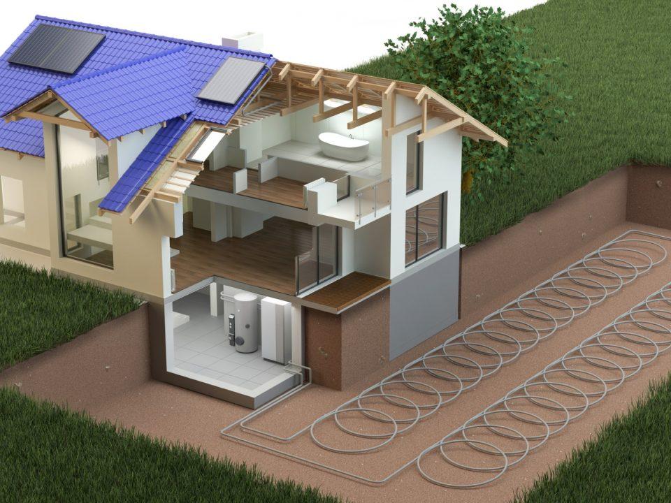 Pompa ciepła czy kolektory słoneczne